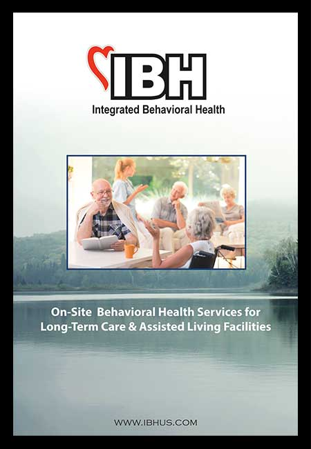 Integrated Behavioral Health Long Term Care Brochure.